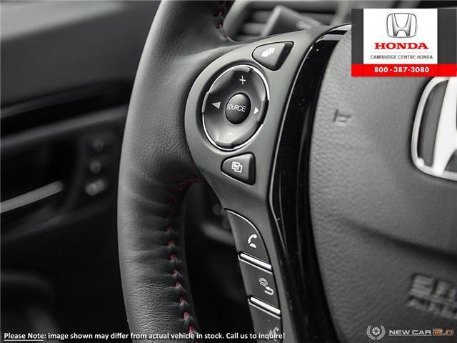 2019 Honda Ridgeline Black Edition (Stk: 19487) in Cambridge - Image 16 of 23