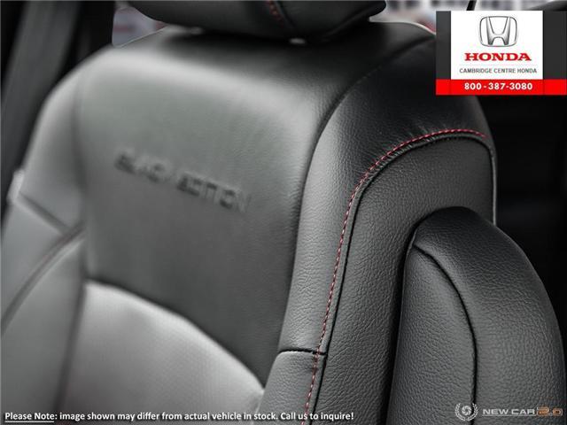2019 Honda Ridgeline Black Edition (Stk: 19487) in Cambridge - Image 21 of 23