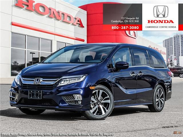 2019 Honda Odyssey Touring (Stk: 19488) in Cambridge - Image 1 of 24