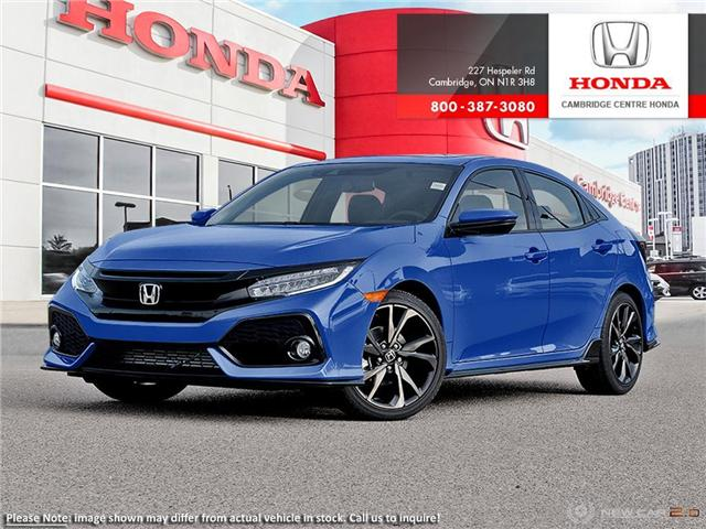 2019 Honda Civic Sport Touring (Stk: 19498) in Cambridge - Image 1 of 23