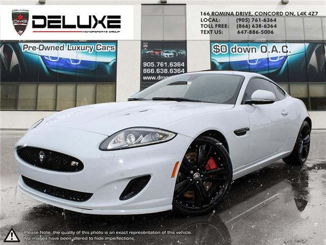 2013 Jaguar XK XKR (Stk: D0532) in Concord - Image 1 of 15