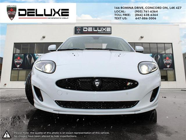 2013 Jaguar XK XKR (Stk: D0532) in Concord - Image 2 of 15