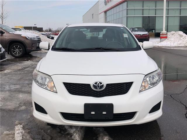 2010 Toyota Corolla  (Stk: D190644A) in Mississauga - Image 2 of 17