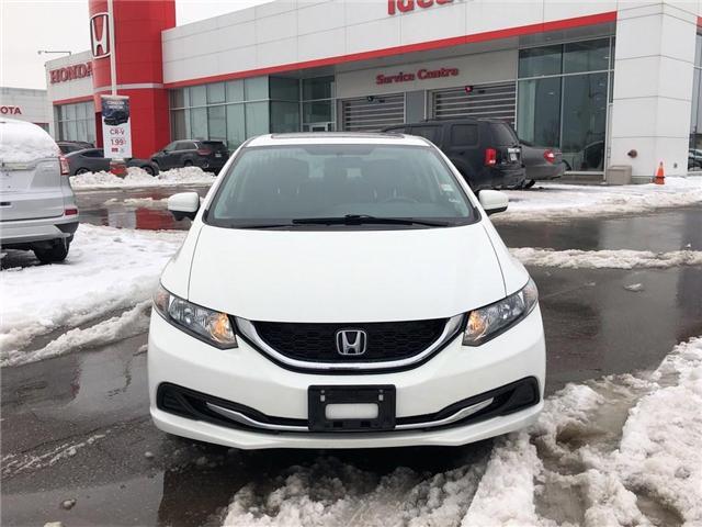 2015 Honda Civic EX (Stk: 66940) in Mississauga - Image 2 of 20