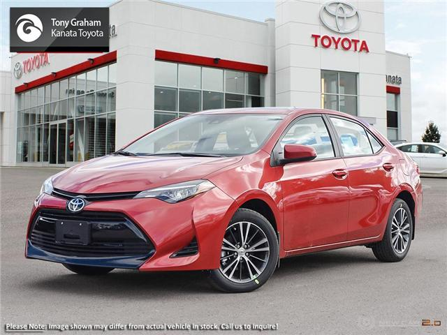 2019 Toyota Corolla LE Upgrade Package (Stk: 89264) in Ottawa - Image 1 of 24
