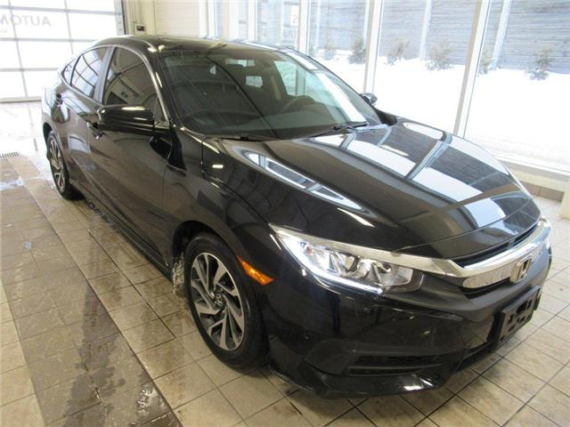 2016 Honda Civic EX (Stk: 78586A) in Toronto - Image 1 of 19