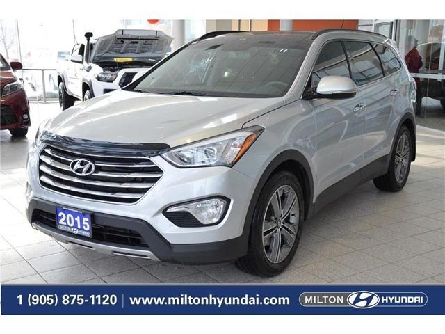 2015 Hyundai Santa Fe XL Limited (Stk: 116256) in Milton - Image 1 of 45