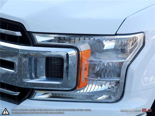 2018 Ford F-150 XLT (Stk: P7216) in Etobicoke - Image 9 of 25