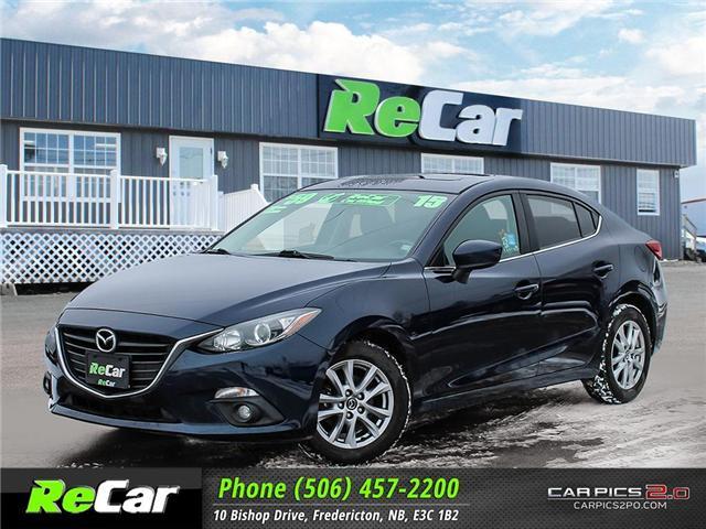 2015 Mazda Mazda3 GS (Stk: 190079A) in Fredericton - Image 1 of 25