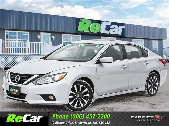 2017 Nissan Altima 2.5 SV (Stk: 190170A) in Fredericton - Image 1 of 24