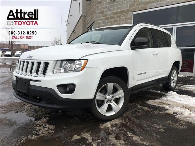 2013 Jeep Compass NORTH (Stk: 43388A) in Brampton - Image 1 of 23