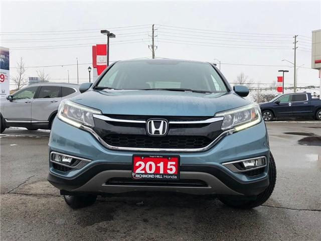 2015 Honda CR-V EX-L (Stk: 2071P) in Richmond Hill - Image 2 of 19