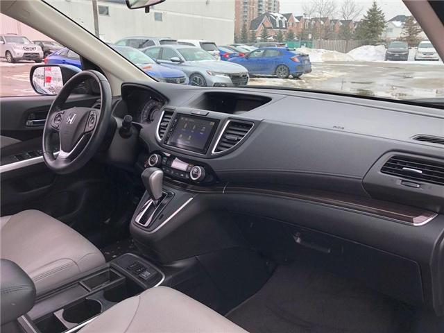 2015 Honda CR-V EX-L (Stk: 2071P) in Richmond Hill - Image 7 of 19