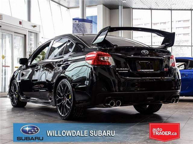 2019 Subaru WRX STI Sport-tech | WING | NAVI | PUSH BUTTON SPORT (Stk: 14025) in Toronto - Image 2 of 29