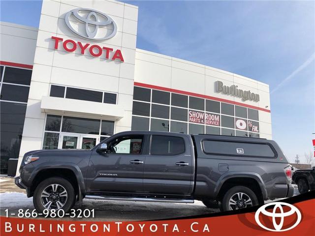 2016 Toyota Tacoma Limited (Stk: 188617B) in Burlington - Image 1 of 19