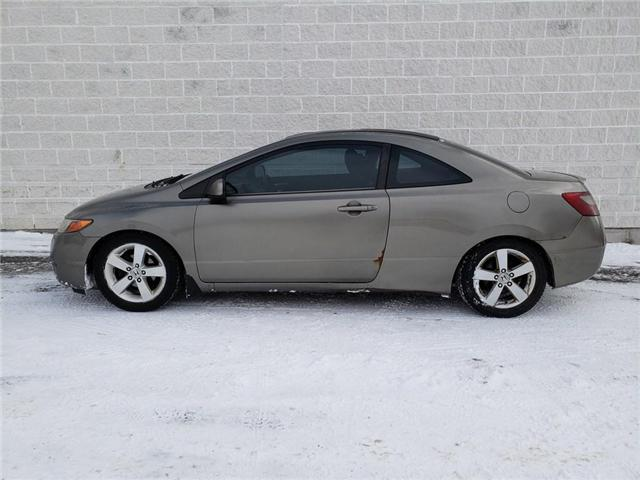 2006 Honda Civic EX (Stk: 18P160A) in Kingston - Image 1 of 25