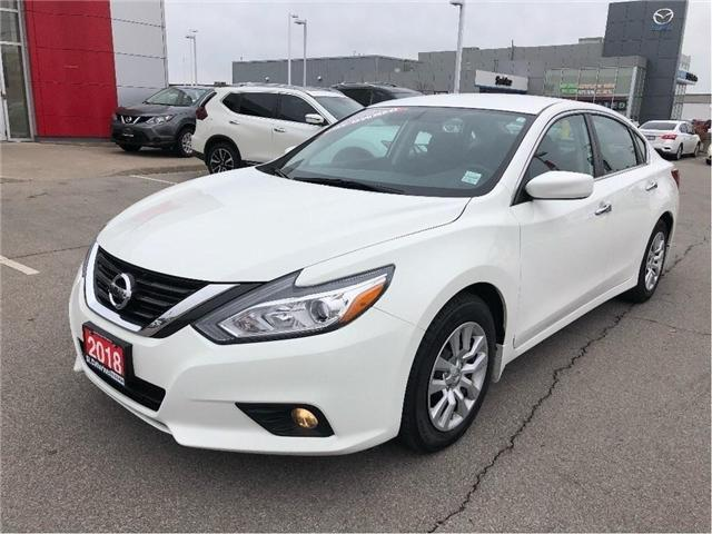 2018 Nissan Altima 2.5 S (Stk: P-2141) in St. Catharines - Image 9 of 20