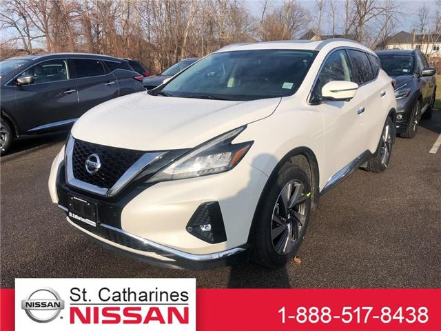 2019 Nissan Murano  (Stk: MU19002) in St. Catharines - Image 1 of 5