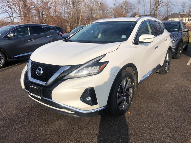 2019 Nissan Murano  (Stk: MU19002) in St. Catharines - Image 2 of 5