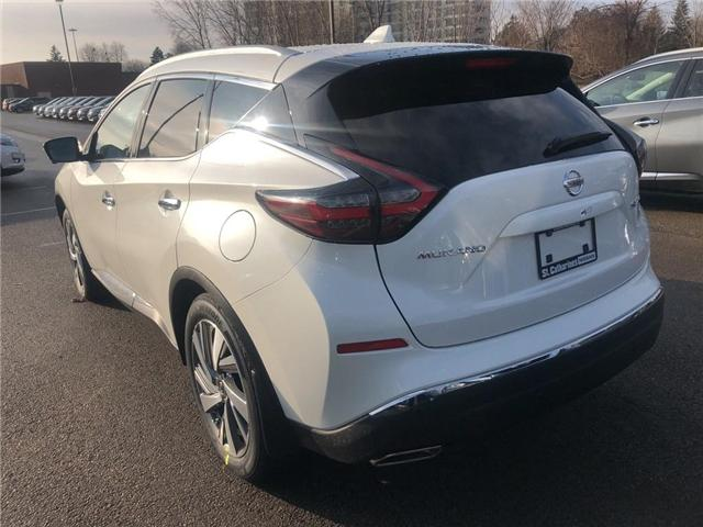 2019 Nissan Murano  (Stk: MU19002) in St. Catharines - Image 3 of 5