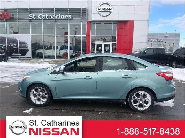 2012 Ford Focus SEL (Stk: SSP183) in St. Catharines - Image 1 of 20