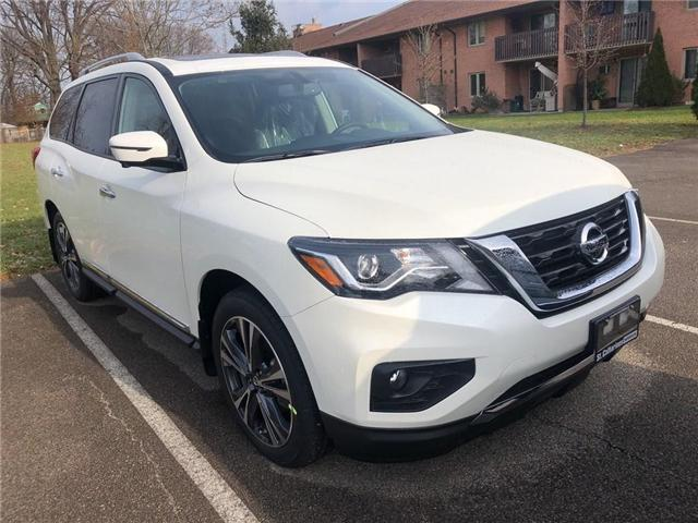 2019 Nissan Pathfinder  (Stk: PF19006) in St. Catharines - Image 5 of 5