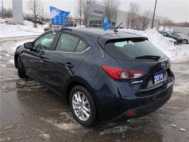 2016 Mazda Mazda3 GS (Stk: P3395) in Oakville - Image 3 of 19