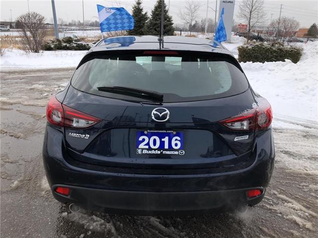 2016 Mazda Mazda3 GS (Stk: P3395) in Oakville - Image 4 of 19