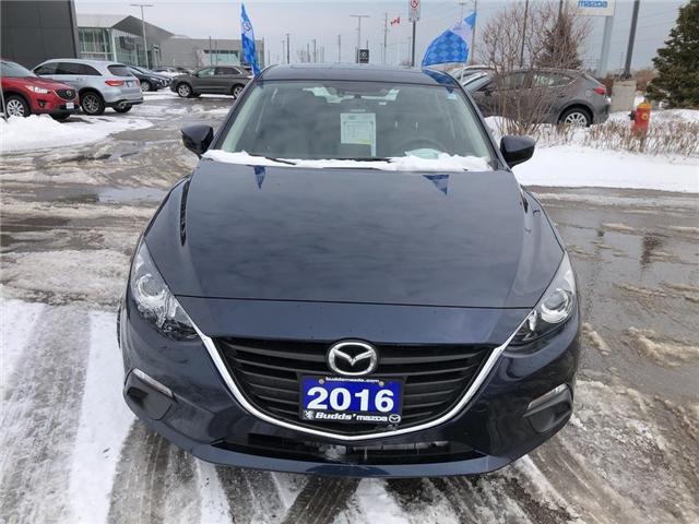 2016 Mazda Mazda3 GS (Stk: P3395) in Oakville - Image 8 of 19