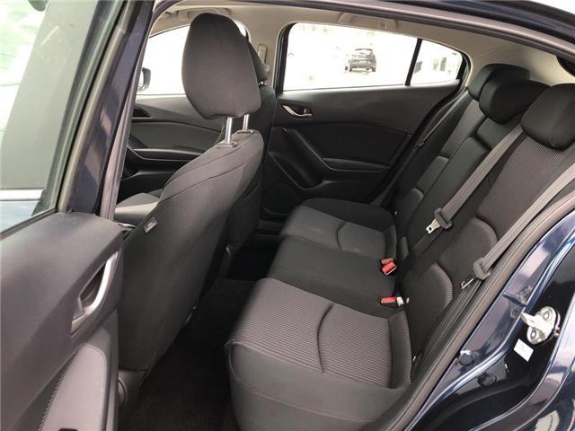 2016 Mazda Mazda3 GS (Stk: P3395) in Oakville - Image 17 of 19