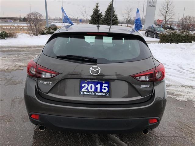 2015 Mazda Mazda3 GS (Stk: P3408) in Oakville - Image 4 of 18