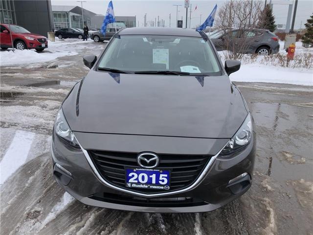 2015 Mazda Mazda3 GS (Stk: P3408) in Oakville - Image 8 of 18