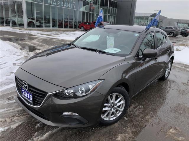 2015 Mazda Mazda3 GS (Stk: P3408) in Oakville - Image 9 of 18