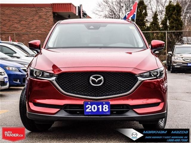 2018 Mazda CX-5 GS (Stk: Q180152A) in Markham - Image 2 of 26