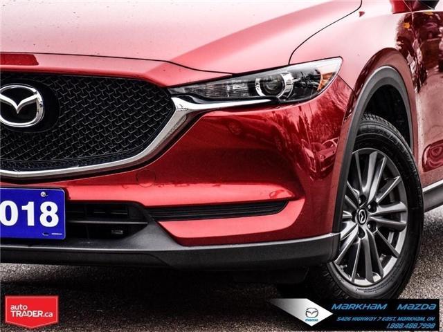2018 Mazda CX-5 GS (Stk: Q180152A) in Markham - Image 8 of 26