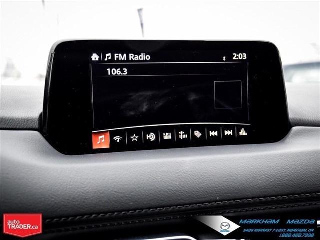 2018 Mazda CX-5 GS (Stk: Q180152A) in Markham - Image 16 of 26