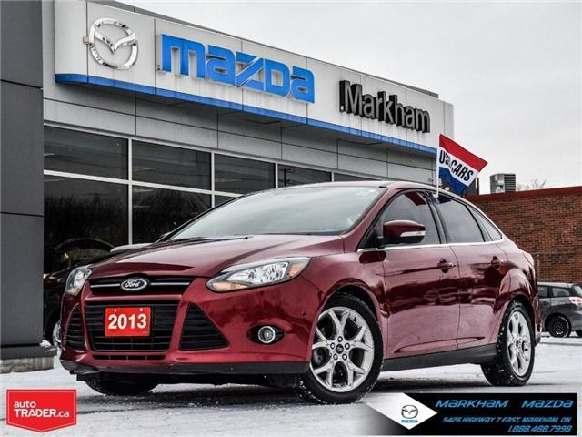 2013 Ford Focus Titanium (Stk: N190151A) in Markham - Image 1 of 29