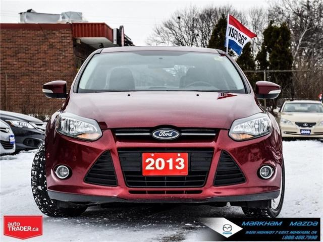 2013 Ford Focus Titanium (Stk: N190151A) in Markham - Image 2 of 29