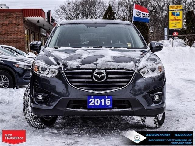 2016 Mazda CX-5 GS (Stk: N190195A) in Markham - Image 2 of 27