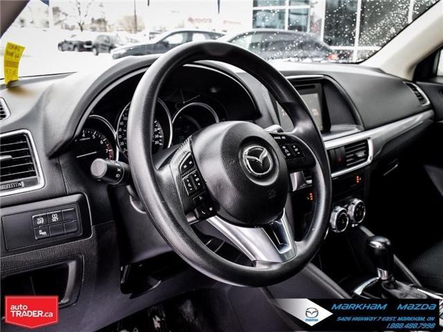 2016 Mazda CX-5 GS (Stk: N190195A) in Markham - Image 10 of 27