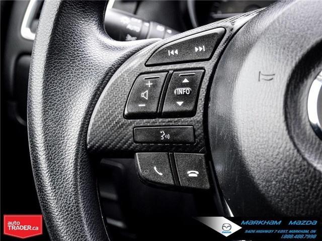 2016 Mazda CX-5 GS (Stk: N190195A) in Markham - Image 22 of 27