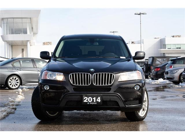 2014 BMW X3 xDrive28i (Stk: P5694A) in Ajax - Image 2 of 20