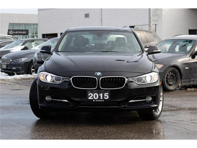 2015 BMW 320i xDrive (Stk: P5765) in Ajax - Image 2 of 21