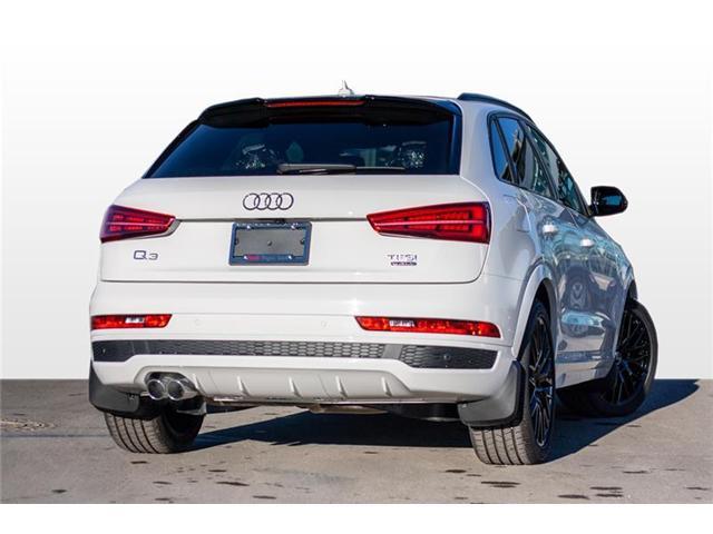 2018 Audi Q3 2.0T Technik (Stk: N4837) in Calgary - Image 2 of 5