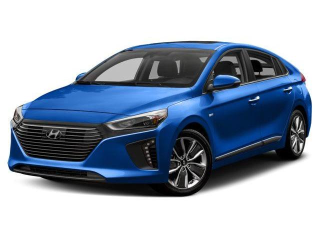 2019 Hyundai Ioniq Hybrid Luxury (Stk: KU132529) in Mississauga - Image 1 of 9