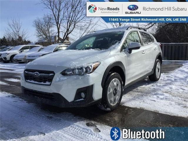 2019 Subaru Crosstrek Touring CVT (Stk: 32418) in RICHMOND HILL - Image 1 of 19