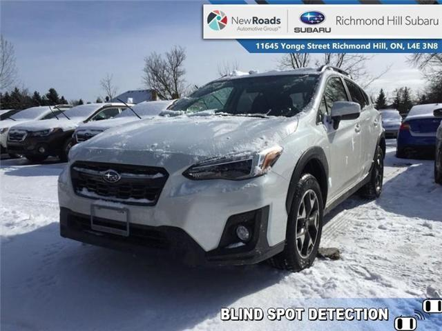 2019 Subaru Crosstrek 	 Sport CVT (Stk: 32414) in RICHMOND HILL - Image 1 of 19
