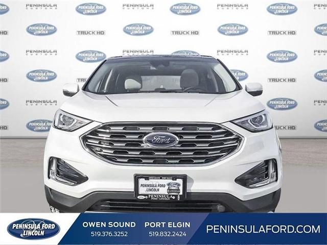 2019 Ford Edge Titanium (Stk: 19ED22) in Owen Sound - Image 2 of 23