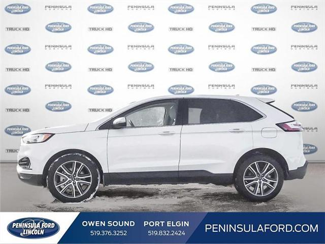 2019 Ford Edge Titanium (Stk: 19ED22) in Owen Sound - Image 3 of 23