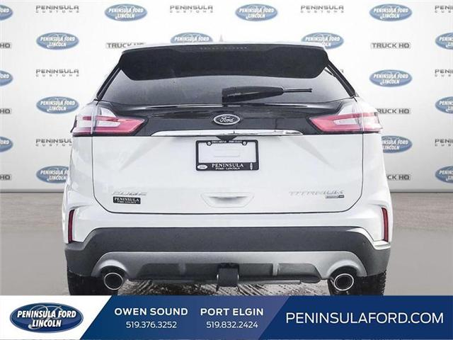 2019 Ford Edge Titanium (Stk: 19ED22) in Owen Sound - Image 5 of 23
